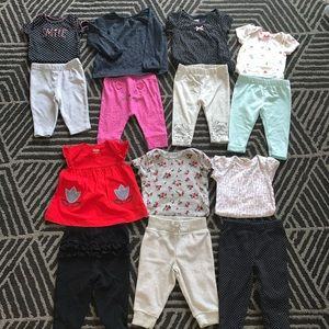 Other - 3-6M babygirl clothes